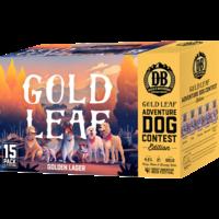 DBB Gold Leaf Lager 15/12