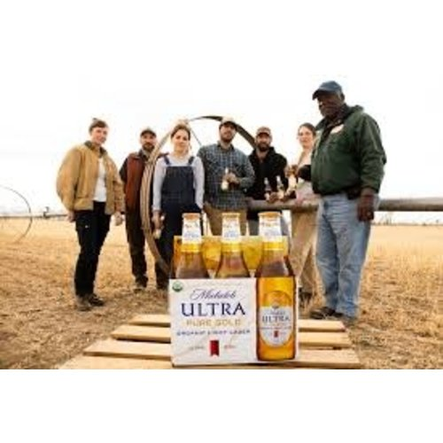 Michelob Ultra Pure Gold 12/12