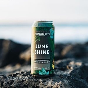 JuneShine Midnight Painkiller Hard Kombucha 16oz
