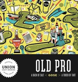 Union Craft Brewery Union Craft Old Pro Gose 6/12