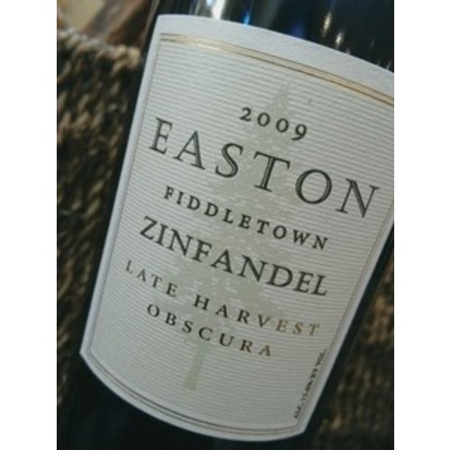 Easton Fiddletown Very Late Harvest Zinfandel Obscura 375ml