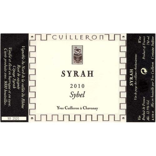Cuilleron Sybel Syrah Rose