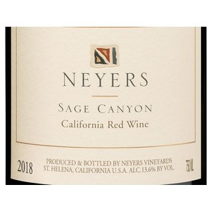 Neyers Sage Canyon Red