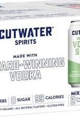Cutwater Vodka Soda Variety Pack 8/12