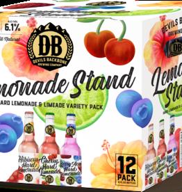 Devils Backbone DBB Lemonade Stand Variety Pack 12/12
