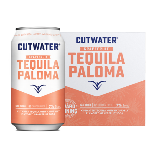 Cutwater Tequila Paloma 4/12