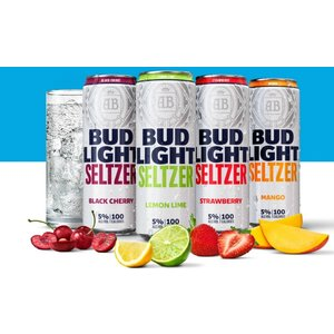Bud Light Hard Seltzer Variety Suitcase 24/12