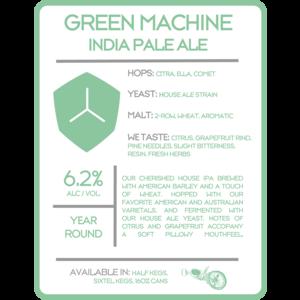 Diamondback Green Machine 4/16