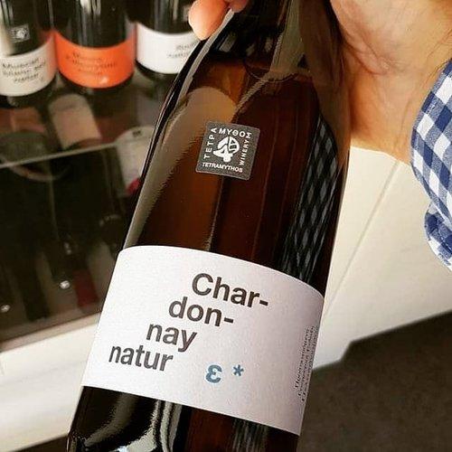 Tetramythos Organic Chardonnay