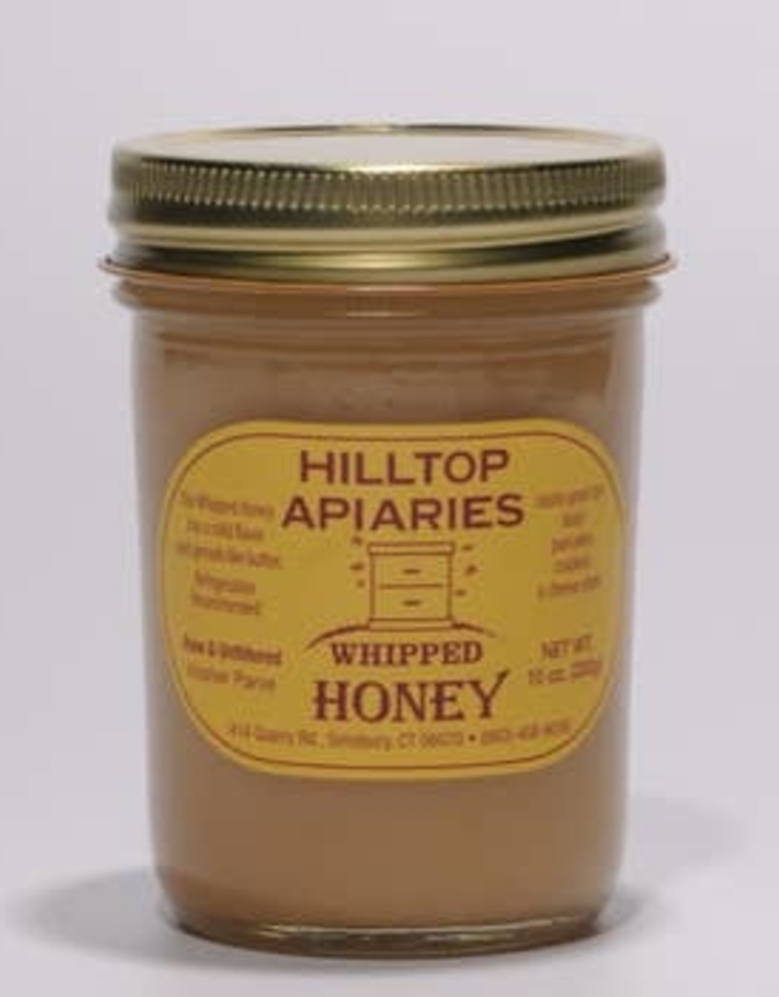 Hilltop Apiaries Whipped Honey Spread 10oz