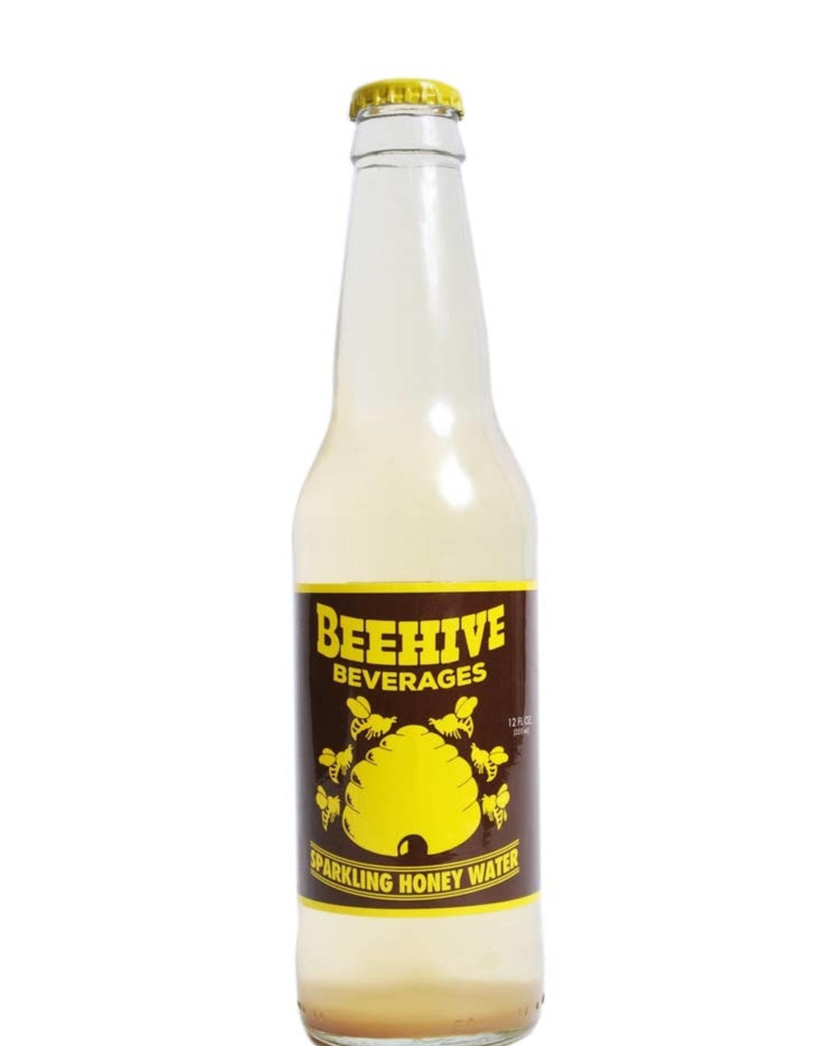 Hilltop Apiaries Beehive Beverages Sparkling Honey Water 12oz