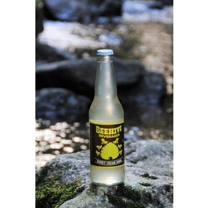Beehive Beverages Honey Cream Soda 12oz