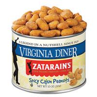 VA Diner Zatarain's Peanuts 10oz