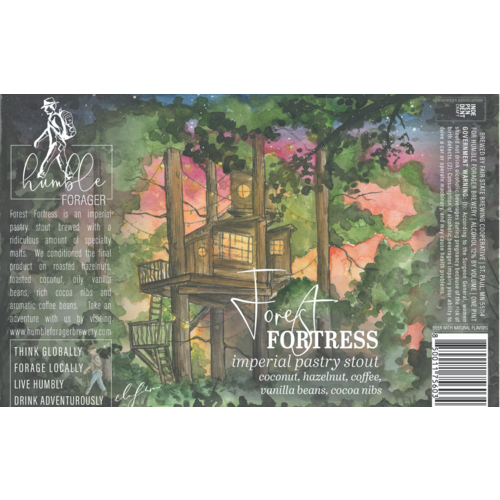Humble Forager Forest Fortress 2/16