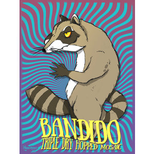 Tripping Animals Bandido 4/16
