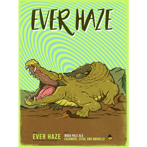 Tripping Animals Everhaze IPA 4/16
