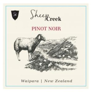 Sheep Creek Pinot Noir