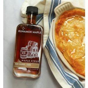 Runamok Rum-Barrel Aged Maple Syrup