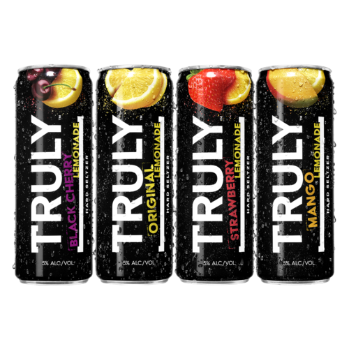 Truly Truly Lemonade & Seltzer Mixed Pack 24/12