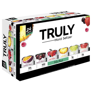 Truly Mixed Pack 24/12