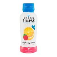 Drink Simple Maple Water Raspberry-Lemon