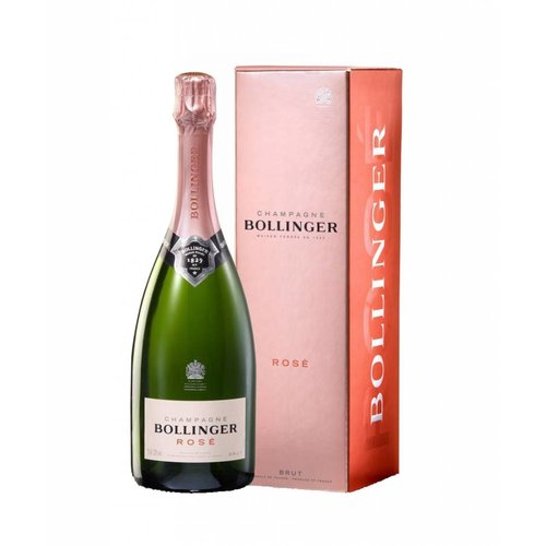 Bollinger Rose Brut Gift Box