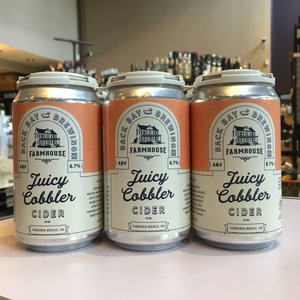 Back Bay's Farmhouse Juicy Cobbler Cider 6/12