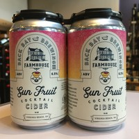 Back Bay Sun Fruit Cocktail Cider 4/12