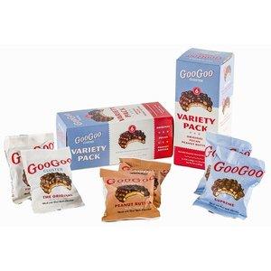 GooGoo Cluster Variety 6-Pack