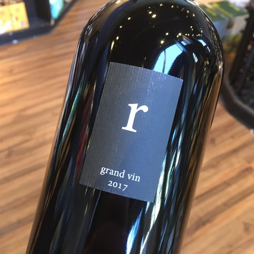 R Grand Vin Monticello Red Wine 2017
