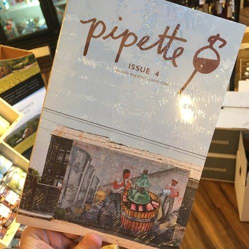 Pipette Magazine Issue #4
