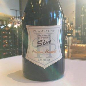 Horiot Seve Champagne Rose de Saignee Brut Nature