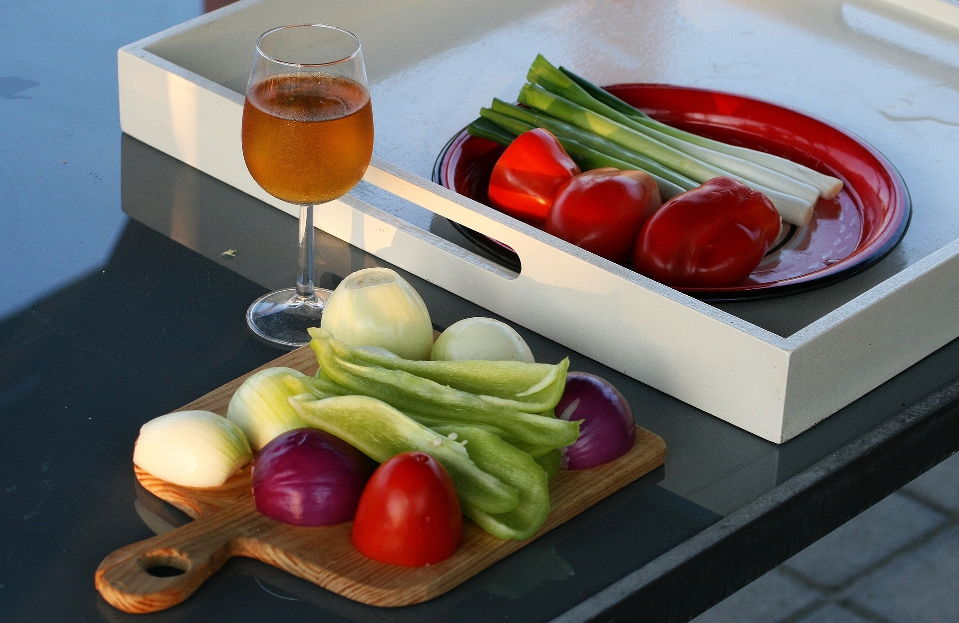 Garden-Fresh Veggies and Wines … Not a Tricky Pairing!