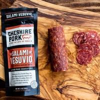 Cheshire Pork Salami Vesuvio