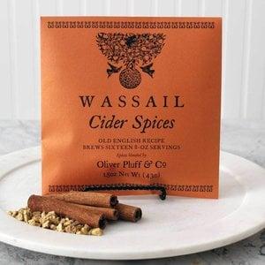 Oliver Pluff Cider Wassail
