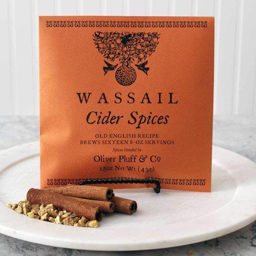 Oliver Pluff & Co Oliver Pluff Cider Wassail