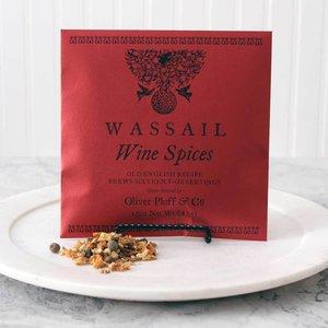 Oliver Pluff Wine Wassail