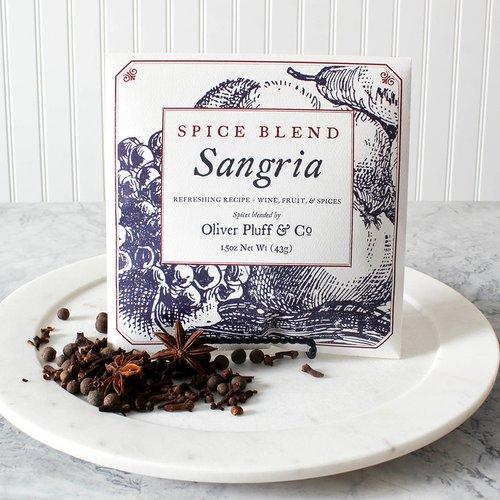 Oliver Pluff & Co Oliver Pluff Sangria Spice Blend