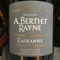 Dom. A. Berthet Rayne Cairanne