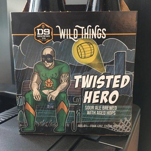 D9 Seasonal 4/12 (Twisted Hero)