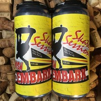 Vanish Skate Embark Hazy Session IPA 4/16