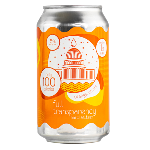 Full Transparency Orange Crush! 12/12