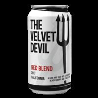 The Velvet Devil Red Blend 375ml