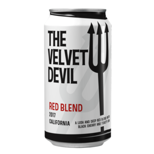 The Velvet Devil Red Blend 375ml