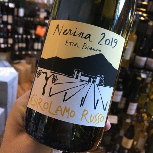 "Girolamo Russo Etna Bianco ""Nerina"""