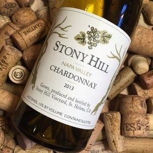 Stony Hill Chardonnay Napa Valley 2013