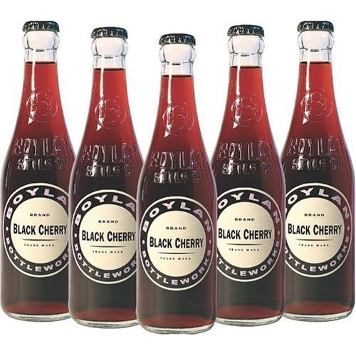 Boylan Black Cherry 4/12