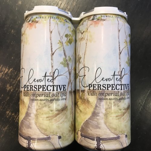 Humble Forager Elevated Perspective DIPA 4/16
