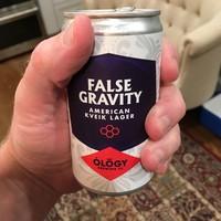 Ology False Gravity American Kveik Lager 4/8