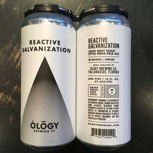Ology Reactive Galvanization 4/16